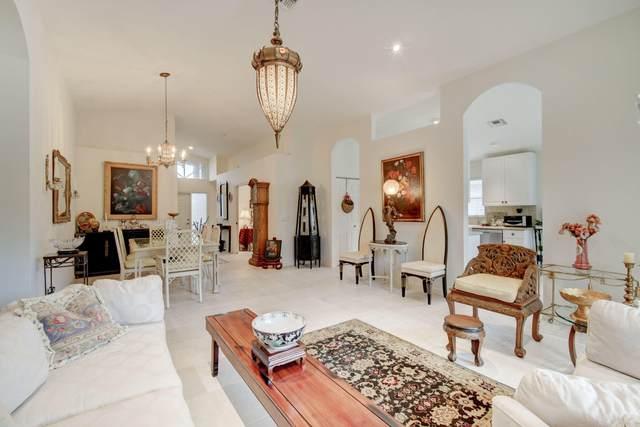7290 Toscane Court, Boynton Beach, FL 33437 (MLS #RX-10667786) :: Berkshire Hathaway HomeServices EWM Realty