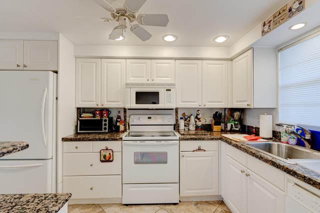 1006 Newcastle A, Boca Raton, FL 33434 (MLS #RX-10668233) :: Berkshire Hathaway HomeServices EWM Realty