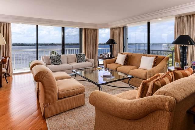 3170 S Ocean Boulevard N705, Palm Beach, FL 33480 (#RX-10668436) :: Posh Properties