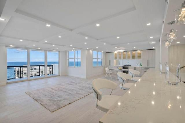 2003 N Ocean Boulevard #1501, Boca Raton, FL 33431 (#RX-10668904) :: Posh Properties