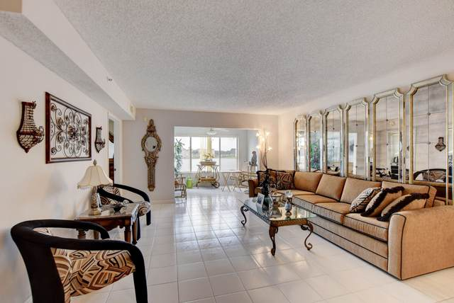 14095 Royal Vista Drive #203, Delray Beach, FL 33484 (#RX-10669360) :: Posh Properties