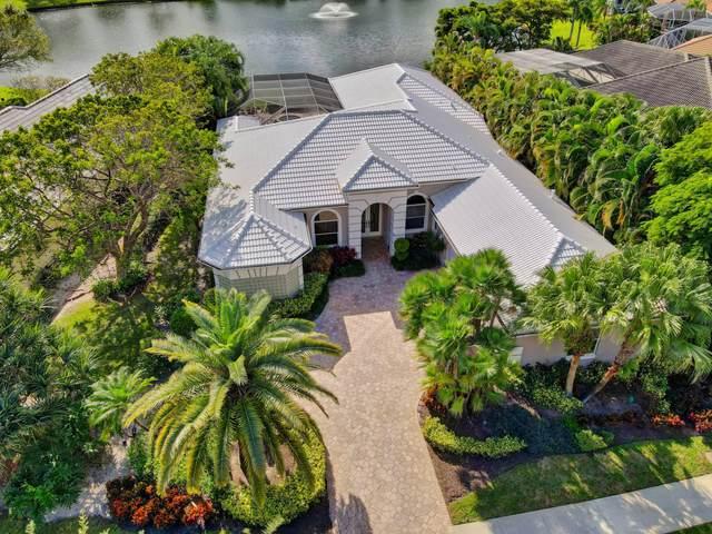 9 Bermuda Lake Drive, Palm Beach Gardens, FL 33418 (MLS #RX-10670619) :: Berkshire Hathaway HomeServices EWM Realty