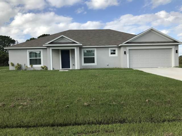 5004 NW Rugby Drive, Port Saint Lucie, FL 34983 (MLS #RX-10670956) :: Berkshire Hathaway HomeServices EWM Realty