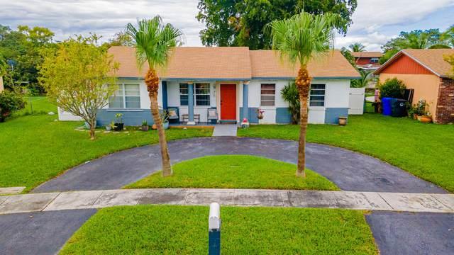 707 SW 79 Avenue, North Lauderdale, FL 33068 (MLS #RX-10671151) :: Castelli Real Estate Services
