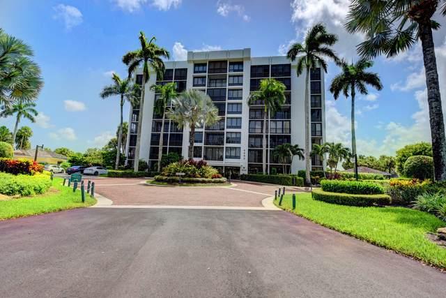 6895 Willow Wood Drive #1044, Boca Raton, FL 33434 (MLS #RX-10671940) :: Berkshire Hathaway HomeServices EWM Realty