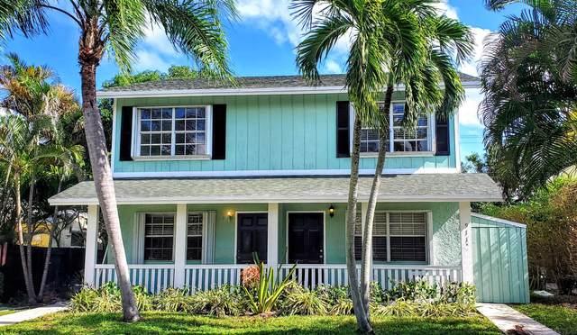 911 NE 8th A Avenue A, Delray Beach, FL 33483 (#RX-10673053) :: Posh Properties