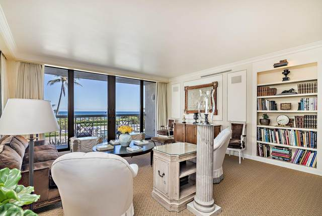 3250 S Ocean Boulevard 203S, Palm Beach, FL 33480 (#RX-10674551) :: Baron Real Estate