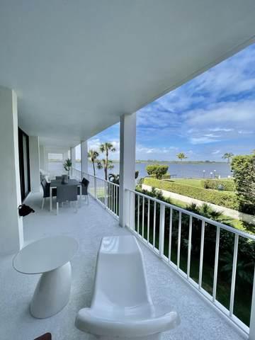 2784 S Ocean 207 N Boulevard 207N, Palm Beach, FL 33480 (#RX-10675463) :: The Rizzuto Woodman Team