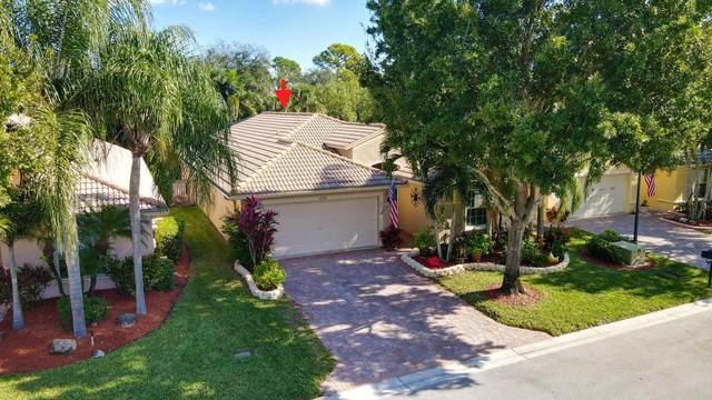 12148 La Vita Way, Boynton Beach, FL 33437 (#RX-10676347) :: Realty One Group ENGAGE
