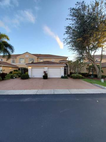 12451 Crystal Pointe Drive #202, Boynton Beach, FL 33437 (MLS #RX-10676667) :: THE BANNON GROUP at RE/MAX CONSULTANTS REALTY I