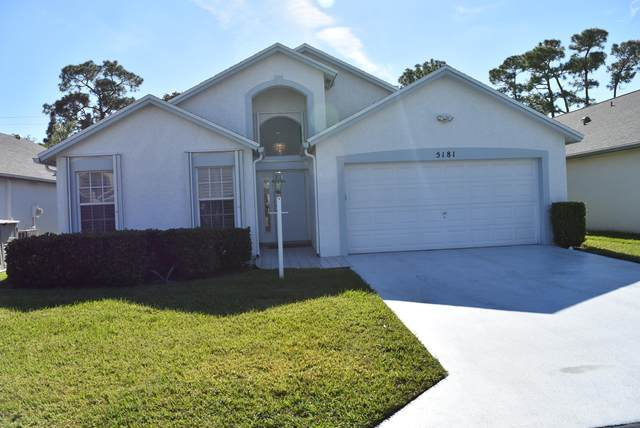 5181 Robino Circle, West Palm Beach, FL 33417 (MLS #RX-10677653) :: THE BANNON GROUP at RE/MAX CONSULTANTS REALTY I