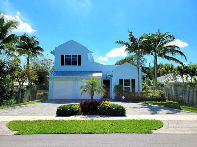 110 NE 10th Street, Delray Beach, FL 33444 (#RX-10679364) :: Posh Properties