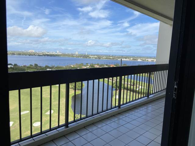 2000 Presidential Way Ph2, West Palm Beach, FL 33401 (#RX-10680079) :: Signature International Real Estate