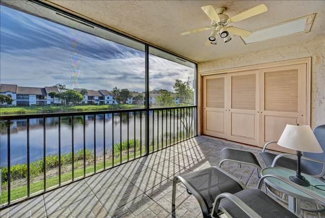 5406 Firenze Drive L, Boynton Beach, FL 33437 (#RX-10680491) :: Signature International Real Estate