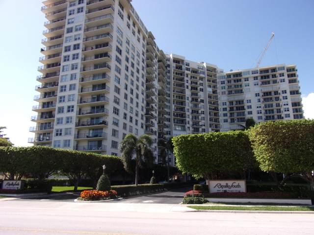 1801 S Flagler Drive #1707, West Palm Beach, FL 33401 (#RX-10682377) :: Baron Real Estate