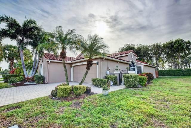 7452 Granville Avenue, Boynton Beach, FL 33437 (MLS #RX-10683305) :: Miami Villa Group