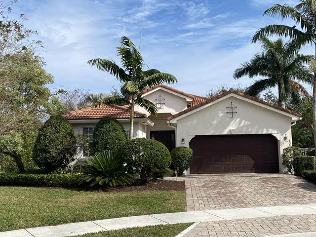 103 Porgee Rock Place, Jupiter, FL 33458 (MLS #RX-10684951) :: THE BANNON GROUP at RE/MAX CONSULTANTS REALTY I