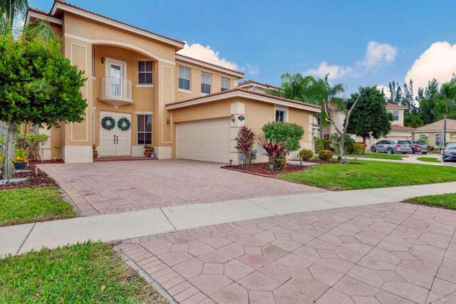 10493 Galleria Street, Wellington, FL 33414 (#RX-10685645) :: Realty One Group ENGAGE
