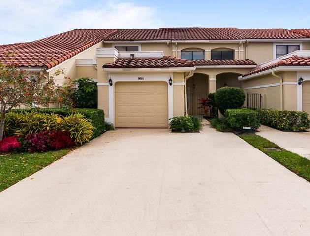 904 Windermere Way, Palm Beach Gardens, FL 33418 (MLS #RX-10686632) :: Berkshire Hathaway HomeServices EWM Realty
