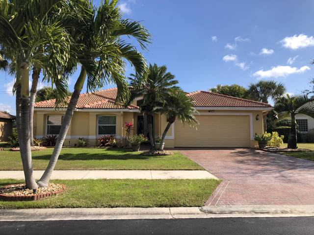 417 SW Crabapple Cove, Port Saint Lucie, FL 34986 (MLS #RX-10686842) :: United Realty Group