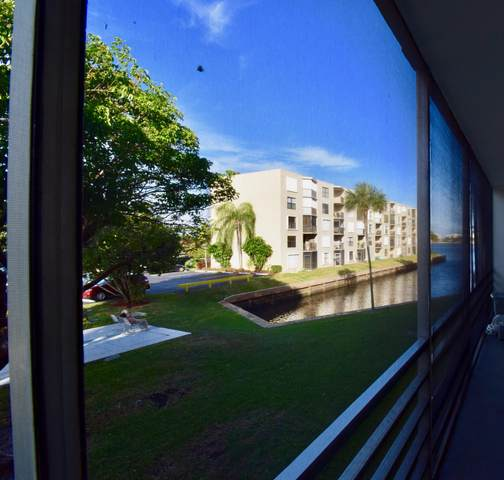 200 Waterway Drive S #203, Lantana, FL 33462 (#RX-10687222) :: Ryan Jennings Group