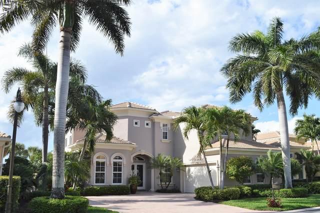 331 Vizcaya Drive, Palm Beach Gardens, FL 33418 (MLS #RX-10688558) :: The Jack Coden Group