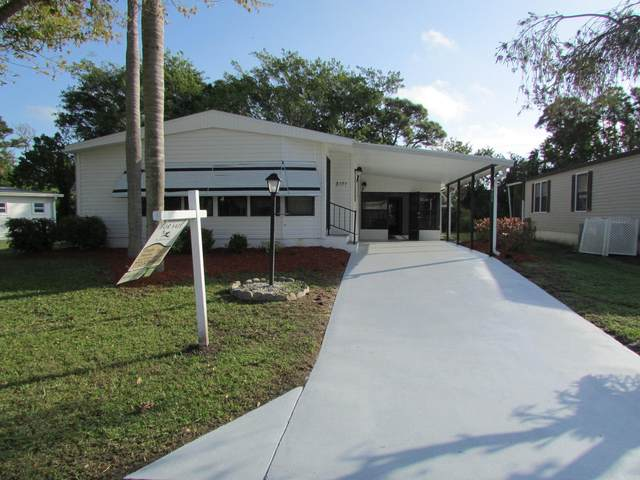 8171 Buckthorn Circle, Port Saint Lucie, FL 34952 (#RX-10688926) :: Real Treasure Coast