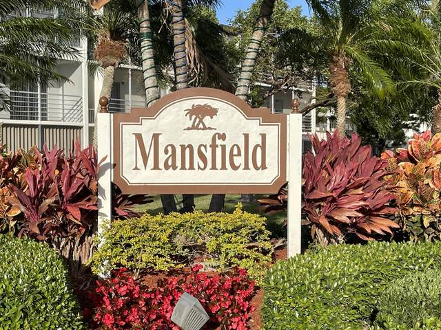 290 Mansfield G, Boca Raton, FL 33434 (#RX-10689293) :: Signature International Real Estate