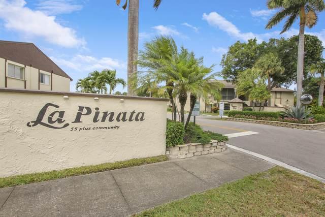 5773 La Pinata Boulevard B-2, Greenacres, FL 33463 (#RX-10689625) :: Baron Real Estate