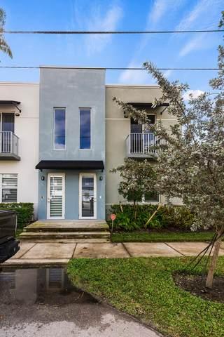 400 NE 35th Court #5, Oakland Park, FL 33334 (MLS #RX-10689896) :: Castelli Real Estate Services