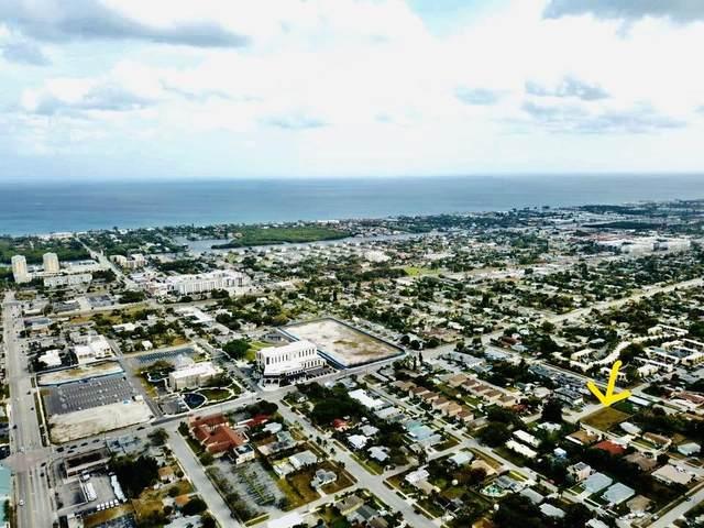 0 SW 2nd Avenue, Boynton Beach, FL 33435 (#RX-10690045) :: Posh Properties