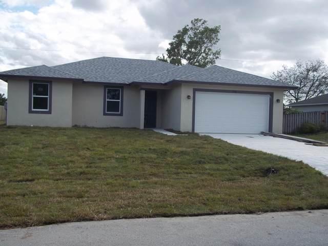 514 SW Halibut Avenue, Port Saint Lucie, FL 34953 (MLS #RX-10690679) :: Castelli Real Estate Services