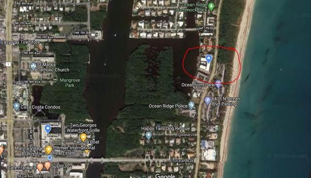 6530 N Ocean Boulevard #2150, Ocean Ridge, FL 33435 (#RX-10692114) :: Posh Properties