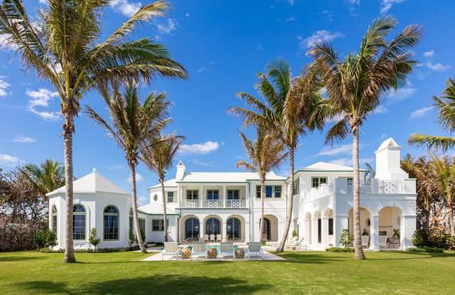 901 N Ocean Boulevard, Palm Beach, FL 33480 (MLS #RX-10693472) :: The Jack Coden Group