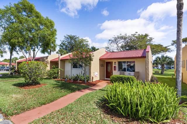 318 Lake Evelyn Drive #318, West Palm Beach, FL 33411 (#RX-10695114) :: Baron Real Estate