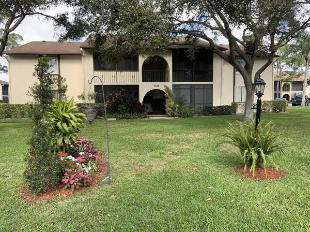 129 Lake Pine Circle B2, Greenacres, FL 33463 (#RX-10695733) :: Signature International Real Estate