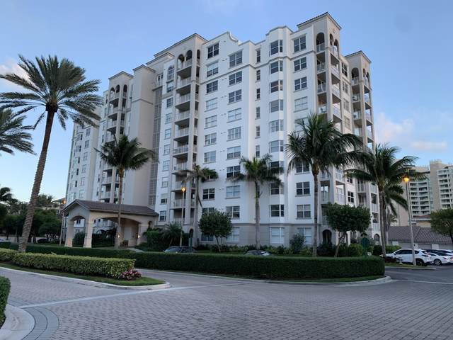 3606 S Ocean Boulevard #106, Highland Beach, FL 33487 (#RX-10695842) :: The Reynolds Team/ONE Sotheby's International Realty