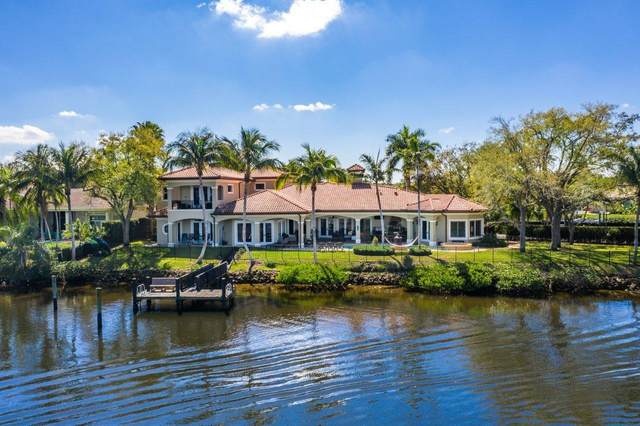 18669 SE Palm Island Lane, Jupiter, FL 33458 (#RX-10696236) :: Michael Kaufman Real Estate