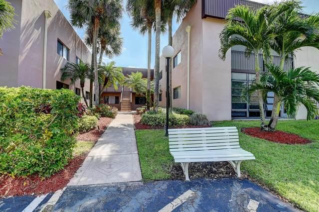 15109 Ashland Terrace #309, Delray Beach, FL 33484 (#RX-10696527) :: Ryan Jennings Group