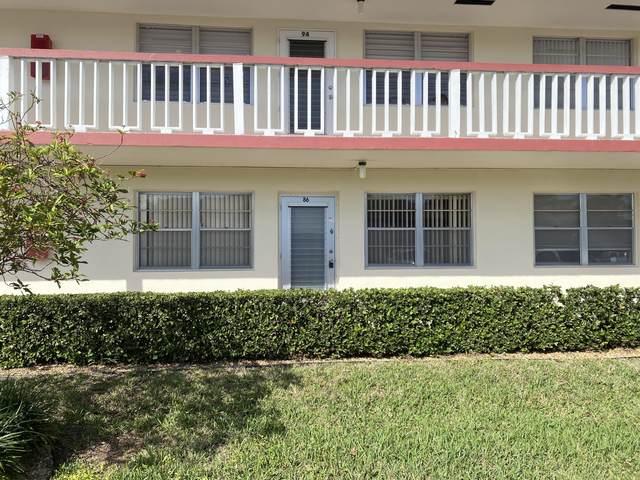 86 Somerset E #86, West Palm Beach, FL 33417 (#RX-10696625) :: Baron Real Estate