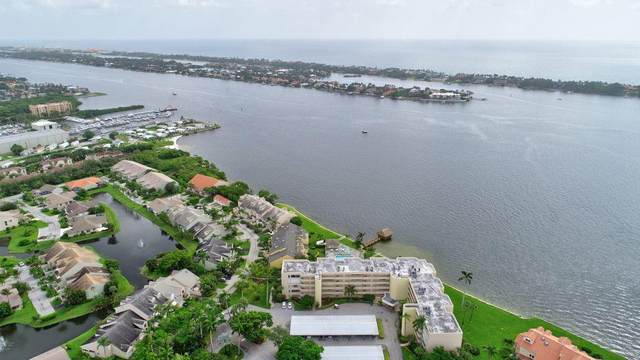 8200 Lakeshore Drive #406, Hypoluxo, FL 33462 (MLS #RX-10697453) :: Castelli Real Estate Services