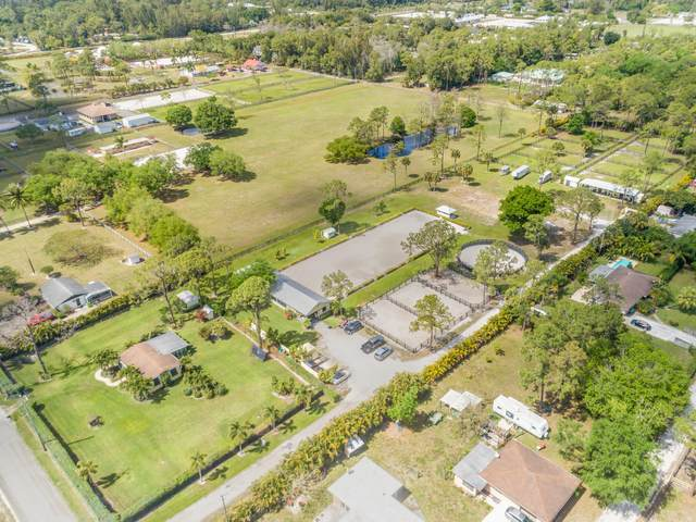 13252 Collecting Canal Road, Loxahatchee Groves, FL 33470 (MLS #RX-10697894) :: The Paiz Group