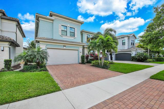 9482 Eden Roc Court, Delray Beach, FL 33446 (MLS #RX-10699527) :: The Paiz Group