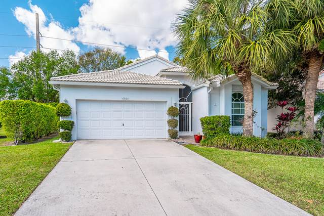 10865 Fillmore Drive, Boynton Beach, FL 33437 (MLS #RX-10699786) :: The Jack Coden Group