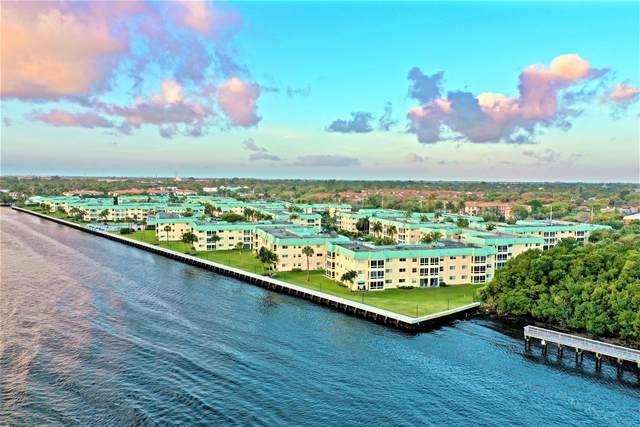 16 Colonial Club Drive #200, Boynton Beach, FL 33435 (#RX-10700023) :: Signature International Real Estate
