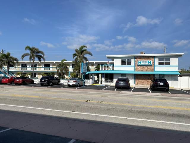 4229 N Ocean Drive, Lauderdale By the Sea, FL 33308 (MLS #RX-10700603) :: Berkshire Hathaway HomeServices EWM Realty