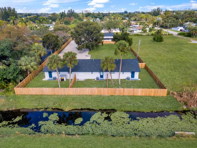 3164/3170 Melaleuca Road, West Palm Beach, FL 33406 (#RX-10700882) :: Posh Properties