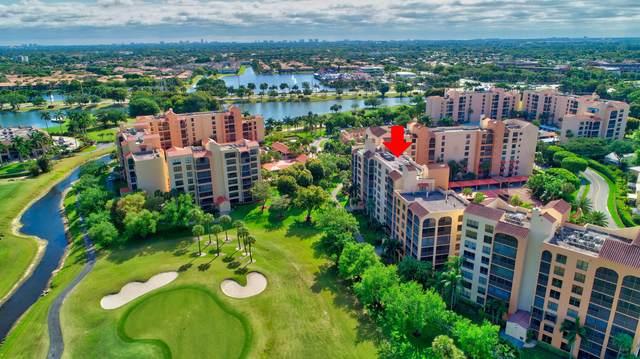 7225 Promenade Drive #302, Boca Raton, FL 33433 (#RX-10701752) :: Heather Towe | Keller Williams Jupiter