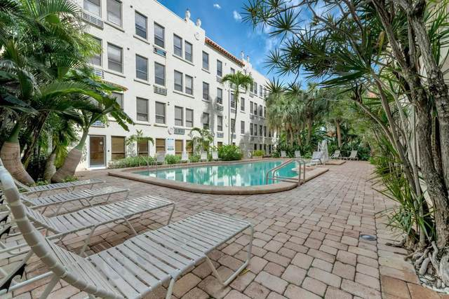 235 Sunrise Avenue #3052, Palm Beach, FL 33480 (#RX-10701926) :: The Rizzuto Woodman Team