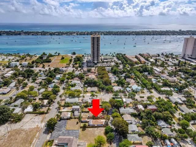 517 55 Street, West Palm Beach, FL 33407 (MLS #RX-10704475) :: The Paiz Group